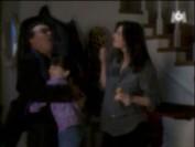 Phil reçoit l'amour de ses petits-enfants avec force...