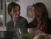 Malgré leurs difficultés à s'accorder, les deux soeurs Brooks trouvent parfois la paix... durant quelques secondes!